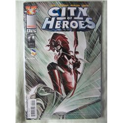 City of Heroes Modern Comics