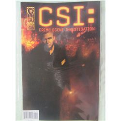 CSI Crime Scene Investigation Modern Comics