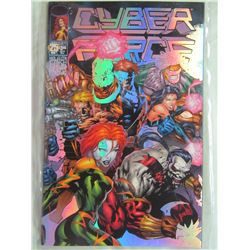 Cyberforce Modern Comics