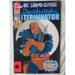 Deathstroke the Terminator Modern Comics