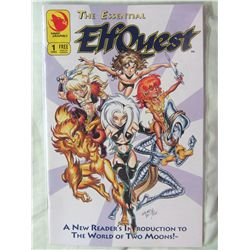 Essential Elfquest Modern Comics
