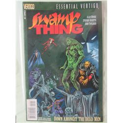 Essential Vertigo Swamp Thing Modern Comics