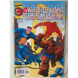 Fantastic  Four The World's Greatest Comic Magazine Modern Comics