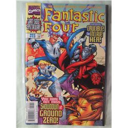 Fantastic Four Modern Comics