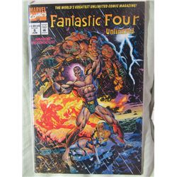 Fantastic Four Unlimited  Modern Comics