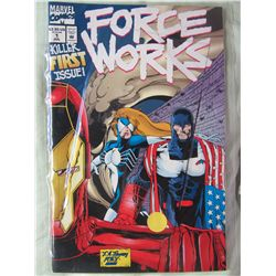 Force Works Modern Comics