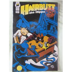 Hairbutt the Hippo Crime Files Modern Comics