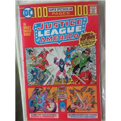 Justice League of America Super Spectacular Modern Comics