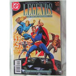 Legends of the DC Universe Modern Comics