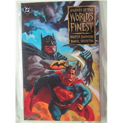Legends of the Worlds Finest Modern Comics