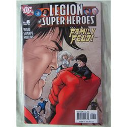 Legion of Super Heroes Modern Comics