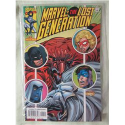 Marvel The Lost Generation Modern Comics
