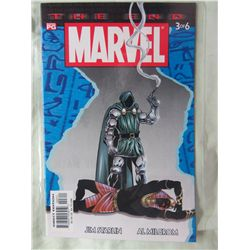 Marvel Universe The End Modern Comics