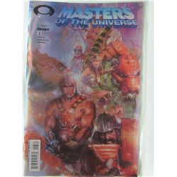 Masters of the Universe Modern Comics