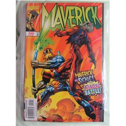 Maverick Modern Comics