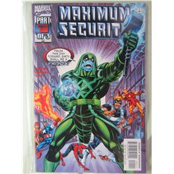 Maximum Security Modern Comics