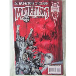 Midnight Sons Unlimited  Modern Comics