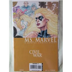 Ms. Marvel  Modern Comics