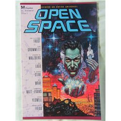 Open Space Modern Comics