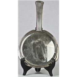 Antique sterling silver ladies mirror