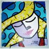 Jozza Original Pop Art Painting Woman