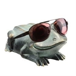 Frog Sunglass Stand / Sculpture