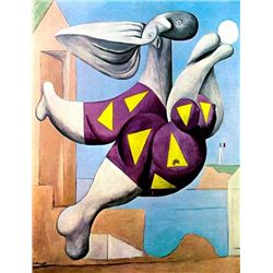 "Picasso ""Bather With Beach Ball"""