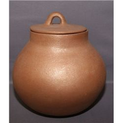 TAOS POTTERY JAR