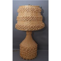 EASTERN INDIAN BASKERTY LAMP