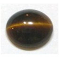 3.80ct TIGER EYE GEMSTONE *NICE STONE*!!