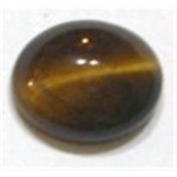 4.40ct TIGER EYE GEMSTONE *NICE STONE*!!