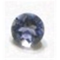.50 1/2ct IOLITE GEMSTONE CUT & FACETED *BEAUTIFUL STONE*!!