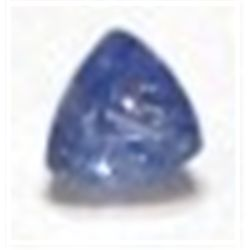 .60ct LARGE TANZANITE GEMSTONE CUT & FACETED VERY RARE *BEAUTIFUL VIOLET GEMSTONE*!!