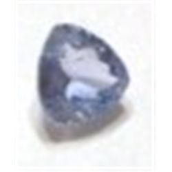.70 3/4ct LARGE TANZANITE GEMSTONE CUT & FACETED VERY RARE *BEAUTIFUL VIOLET GEMSTONE*!!