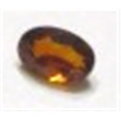 .40ct GOLDEN CITRINE GEMSTONE CUT & FACETED *BEAUTIFUL GOLDEN GEMSTONE*!!
