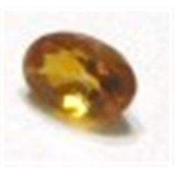 .45ct GOLDEN CITRINE GEMSTONE CUT & FACETED *BEAUTIFUL GOLDEN GEMSTONE*!!