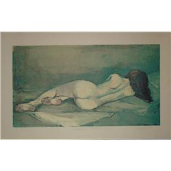 Jan De Ruth, Moments of Morpheus, Signed Lithograph