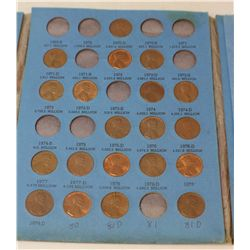 Lincoln Mmorial Cents