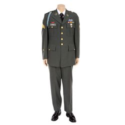 "TOM HANKS ""FORREST GUMP"" SERVICE UNIFORM COSTUME FROM FORREST GUMP"