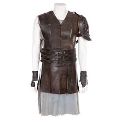 "RUSSELL CROWE ""MAXIMUS"" CHEST ARMOR FROM GLADIATOR"