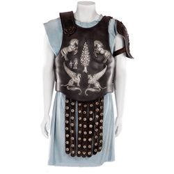 "RUSSELL CROWE ""MAXIMUS"" ICONIC CHEST ARMOR FROM GLADIATOR"