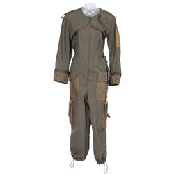 "ANGELINA JOLIE ""LARA CROFT"" JUMPSUIT FROM LARA CROFT: TOMB RAIDER"