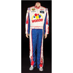 "WILL FERRELL ""RICKY BOBBY"" RACING SUIT FROM TALLADEGA NIGHTS: THE BALLAD OF RICKY BOBBY"