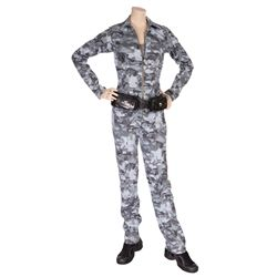 "RACHEL NICHOLS ""SHANA 'SCARLETT' O'HARA"" HERO COMBAT COSTUME FROM G.I. JOE: THE RISE OF COBRA"
