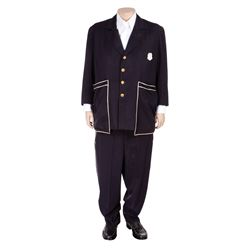 "BOB KEESHAN JACKET AND PANTS WORN AS ""CAPTAIN KANGAROO""."