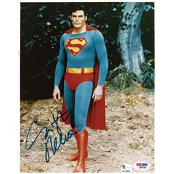 SELECTION OF 5 SUPERMAN SIGNED PHOTOGRAPHS