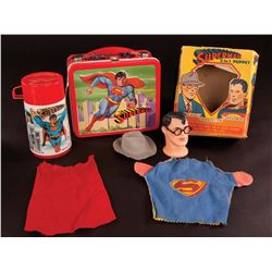 SUPERMAN 1960S TOY COLLECTION