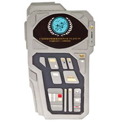 STATIC STARFLEET PADD FROM STAR TREK: FIRST CONTACT