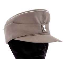 "MILITARY HAT WORN BY ALISON DOODY AS ""DR. ELSA SCHNEIDER"" IN INDIANA JONES AND THE LAST CRUSADE"