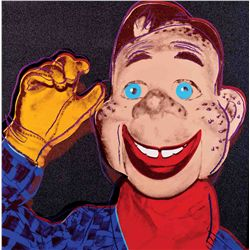 ANDY WARHOL HOWDY DOODY PRINT